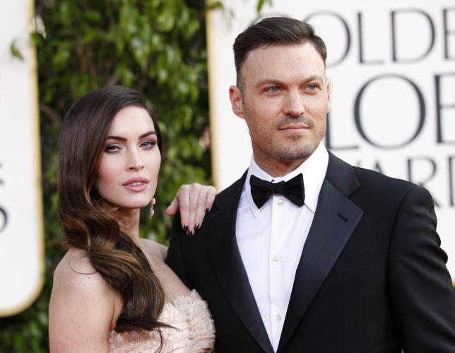 Actress Megan Fox files for divorce from Brian Austin Green