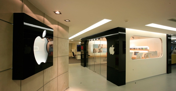 Apple to open design center in India